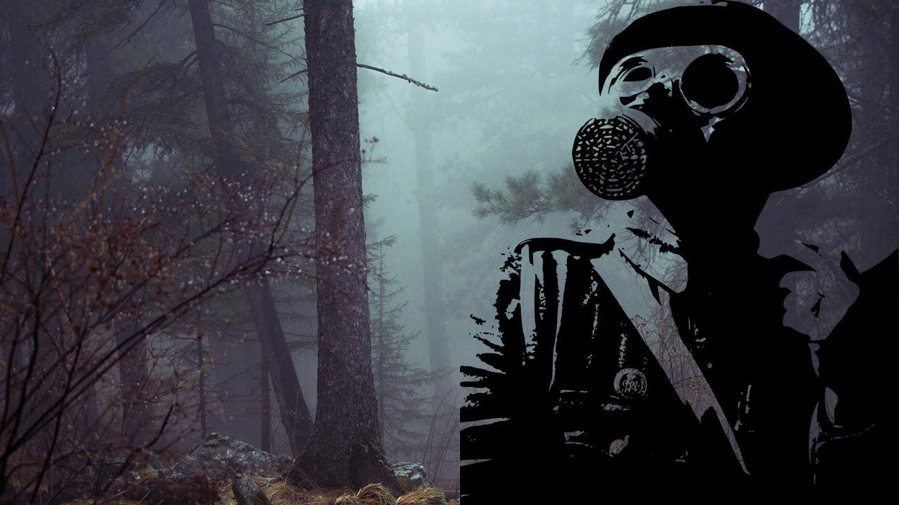 Verst render gasmasken mann in schweizer w ldern gesichtet for Mann mobilia zentrale