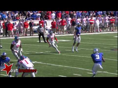 Paxton Lynch vs  Ole Miss 2015