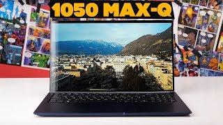 1050 Max-Q, Core i7, без рамок за вменяемые деньги - ASUS могут!