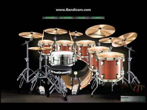 SID Punk Hari Ini Virtual Drumming