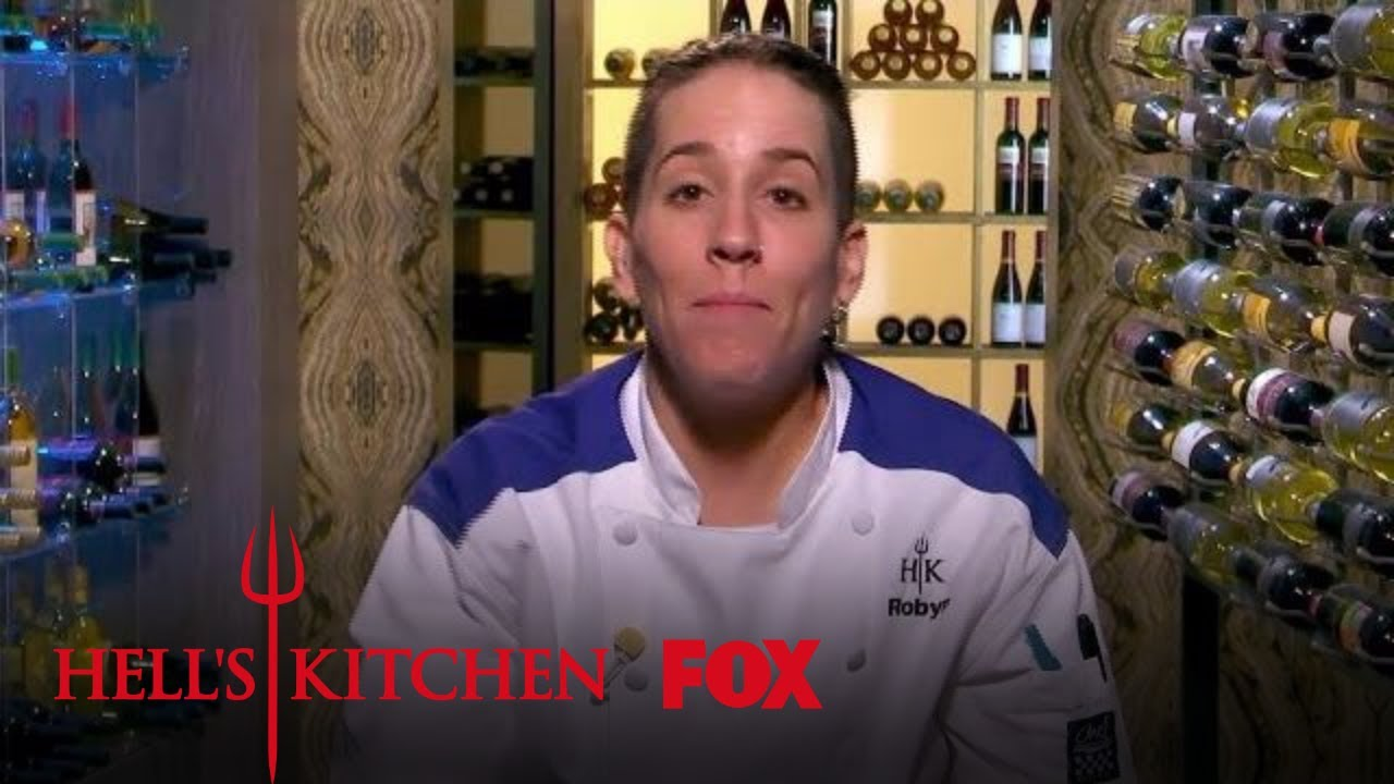 Robyn Can T Stop Calling Her Teammates Baby Season 17 Ep 8 Hell S Kitchen All Stars