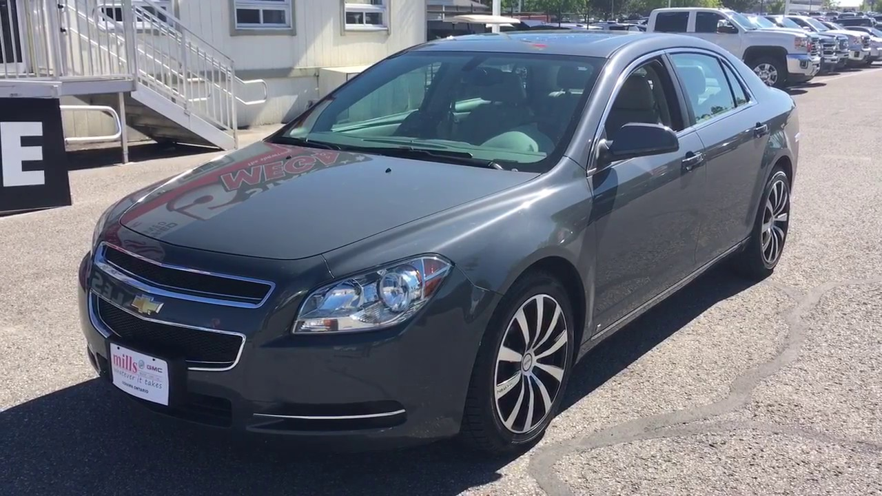 Malibu 2009 chevy malibu v6 : 2009 Chevrolet Malibu 3.6L V6 Leather Bluetooth Sunroof Power Seat ...