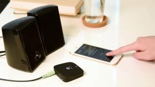 Etekcity Bluetooth Transmitter & Receiver EA-TR1