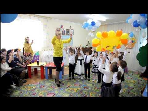 """Открытый урок в детском саду """"Севиндж"""" села Падар """"Витамины.Полезные продукты."""""""