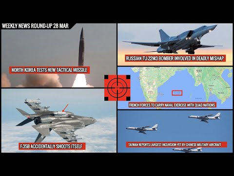 DEFENSE UPDATES WEEKLY NEWS ROUND-UP 28th MAR - U.S ADMIRAL WARNS LAWMAKERS ABOUT CHINESE MILITARY !