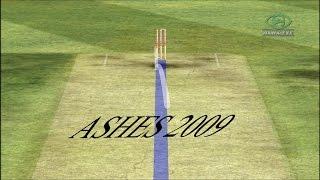 Ashes 2009 Wickets GLITCH/TRICK FUNNY!