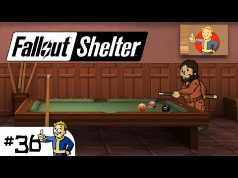 Fallout Shelter - EP36 - Game Room