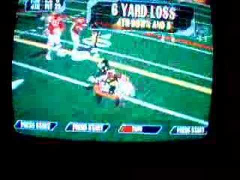 NFL Blitz 2000 - Steelers Vs. Chiefs (Shutout) (Part 2)