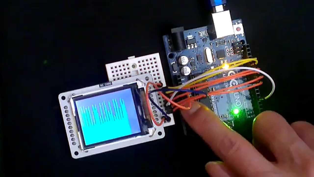 Esplora TFT work on Arduino Uno