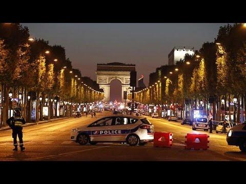 Paris saldırısının ardından 3 gözaltı