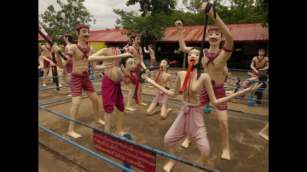 Top Hell Temple Thailand HD Wallpapers for Free Download