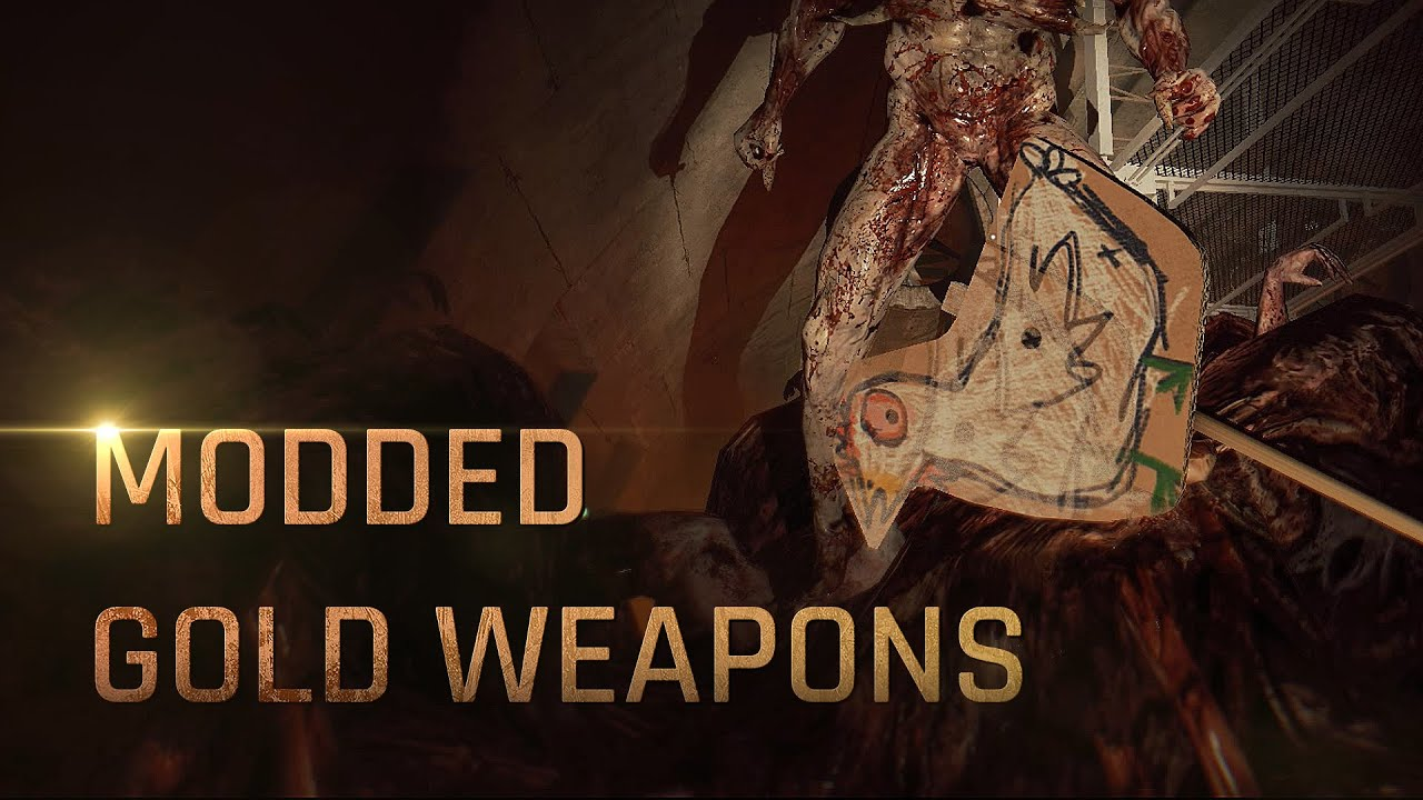 Dying Light Unbreakable Weapons Mod