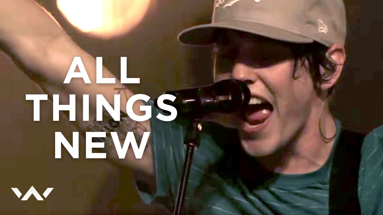 All Things New | Live | Elevation Worship - YouTube