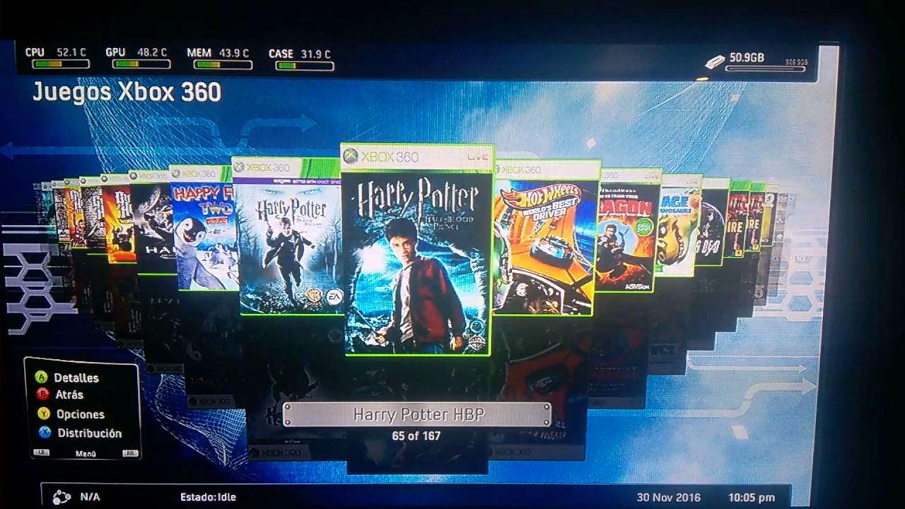 Juegos Xbox 360 Rgh 2017