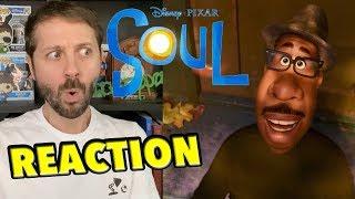 Soul   Official Teaser Trailer REACTION