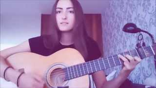 I of the storm - Of monsters and men cover by Andrea