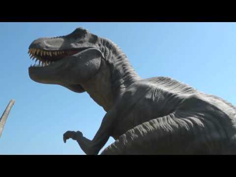Récord: Museo Jurásico Asturias llegará este mes al 1,5 millones de visitas