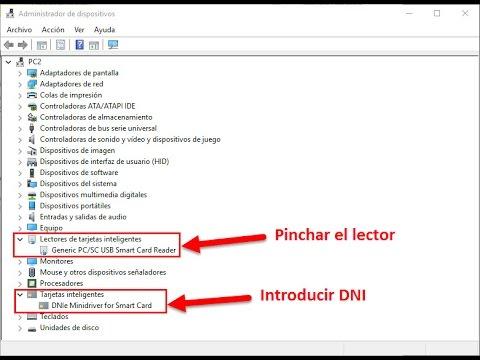 Configurar DNIe v.3.0 en Windows 10