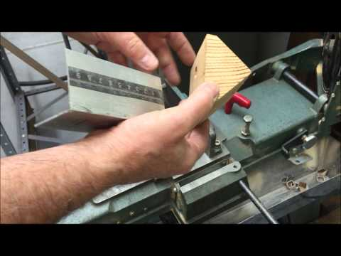 Cutting Thin Aluminum Angle, round 2