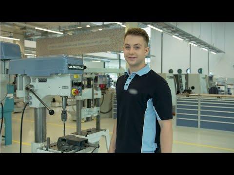 Produktionstechnologe / Produk...