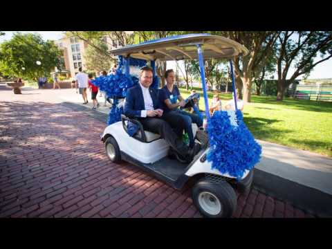 Creighton University - Year In Review 2016/2017