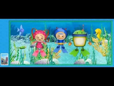 Team UmiZoomi Aquarium Adventure
