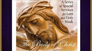 Week 1: The Feet of Christ