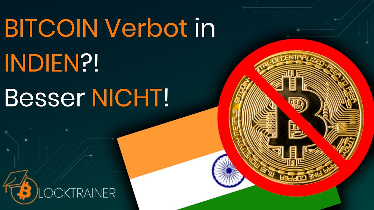 Versucht Indien, Cryptocurrency zu verbieten