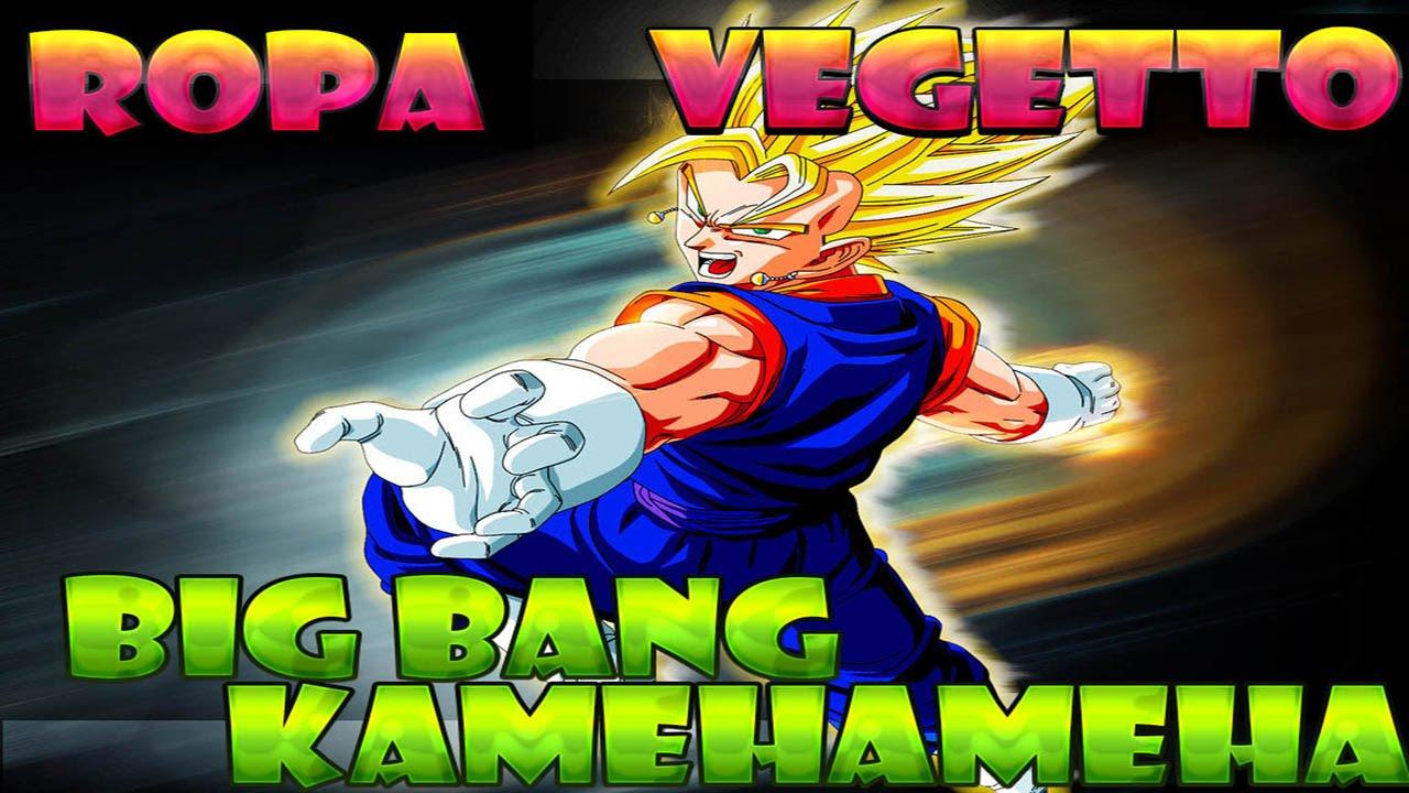 Guia - Conseguir Ropa vegetto y bigbang Kamehameha ...
