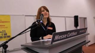 PLANBAR auf der Impuls-Messe Cottbus - Bildungsmesse und Jobbörse