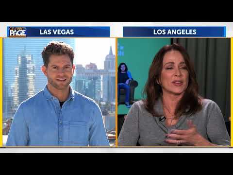 Patricia Heaton and Atticus Shaffer of ABC's