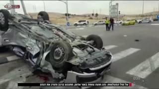 מבט – תיעוד תאונת דרכים קטלנית סמוך לב