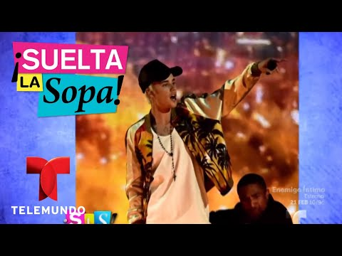 ¿Justin Bieber le prohibe a Selena Gomez juntarse con Maluma?   Suelta La Sopa   Entretenimiento