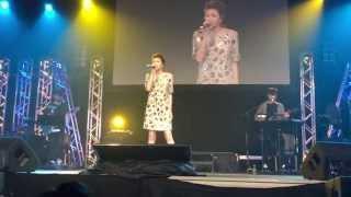 連詩雅 雷諾演唱會 Shiga Lin Reno Concert 05.24.2015-- 說一句