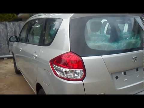 New 2013 Maruti Suzuki Ertiga Review