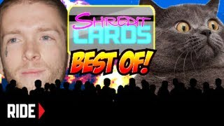 Shredit Cards BEST OF!