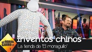 El Monaguillo le regala la perla más auténtica a Paulina Rubio - El Hormiguero 3.0