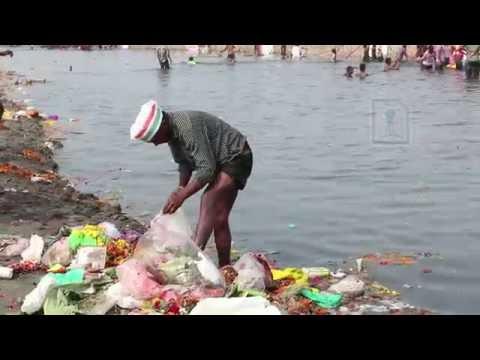 Yamuna river water pollution