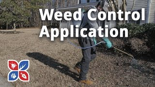 Do My Own Lawn Care - Weed Control Application