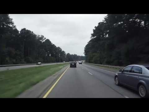Riding around Athens Georgia