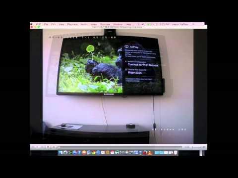 Mirror - Leveraging AirPlay Across Enterprise Networks