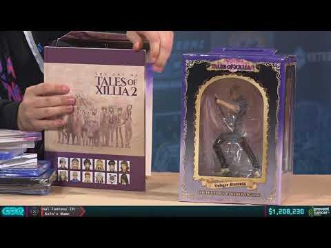Dark Souls 3 by SayviTV in 1:01:45 AGDQ 2018