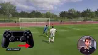 FIFA 19 ფინტების გაკვეთილი
