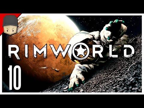 RimWorld - Ep.10 : DEFENSE WALL! - Let's Play RimWorld