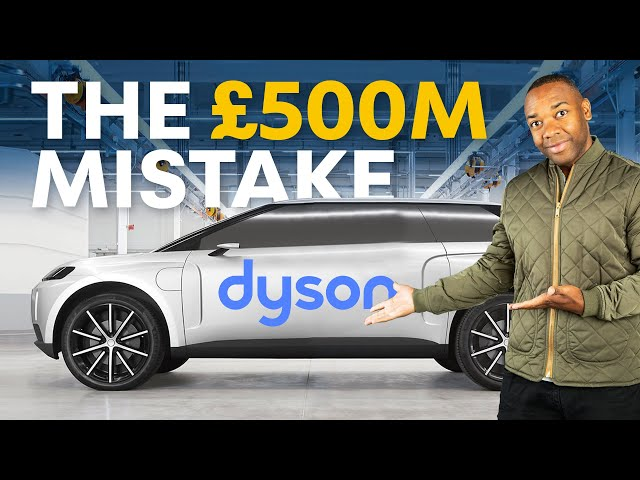 Who Killed The Dyson Electric Car?