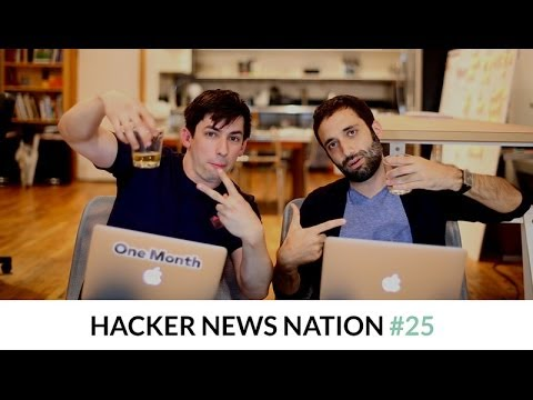 Hacker News Nation #25: The Big Data Episode