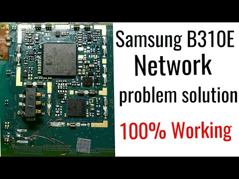 Samsung B310e Network Problem Solution In1000 Warking Youtube