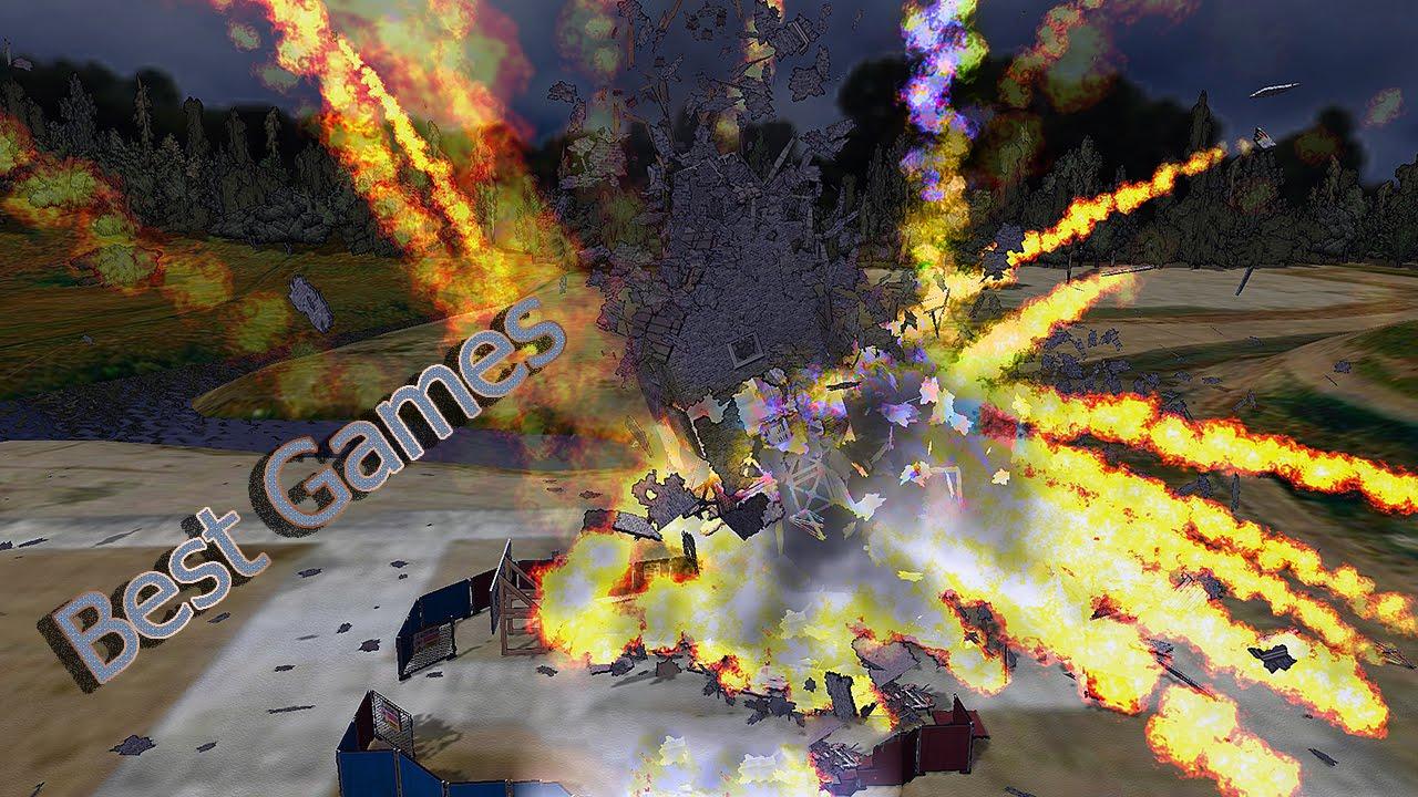 Скачать игру симулятор разрушение домов
