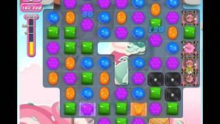 Candy Crush Saga Level  1617 (* hand booster)