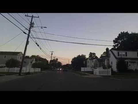 Driving by North Bellmore,New York